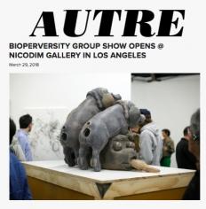 BioPerversity Group Show Opens @ Nicodim Gallery in Los Angeles