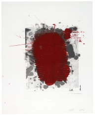 Christopher Wool, Untitled, 2014,  Monotypes over photogravure