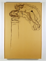 Jannis Kounellis Donna sulla ciminiera (Woman on a chimney), 1981
