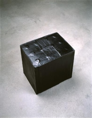 Rachel Whiteread BLACK BOX, 2005