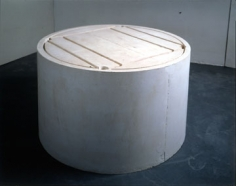 Rachel Whiteread Untitled (Round Table), 1997-1998