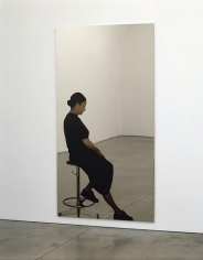 Michelangelo Pistoletto Maria a colori (Maria in color), 1993