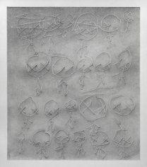 David Musgrave Reverse drawing no. 2, 2008