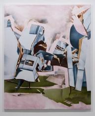 Donovan Barrow Corbusier section, 2007