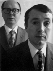 Ari Marcopoulos Untitled (Gilbert & George), 1986