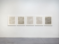 Prints and Editions  Installation view  January 25 – February 23, 2019  Luhring Augustine, New York  Pictured: Rachel Whiteread