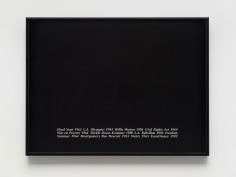 "Felix Gonzalez-Torres ""Untitled"" (1992), 1992"