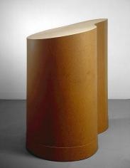 Michelangelo Pistoletto Corpo a pera (Pear-shaped Body), 1965 -1966