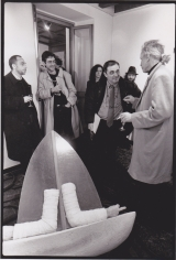 Dennis Oppenheim exhibition at Ierimonti Gallery in Milan