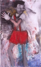 Jim Dine Pinocchio Turns Away