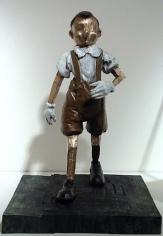 Jim Dine Model for the Boras Monument