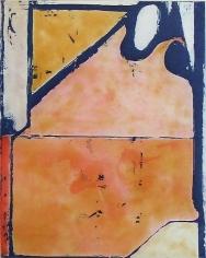 Richard Diebenkorn Blue Loop