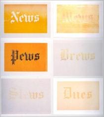 News, Mews, Pews, Brews, Stews, and Dues