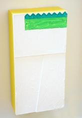 Richard Tuttle Yellow Bar-Gramatic