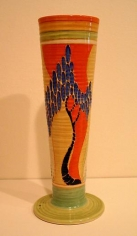 Windbells vase shape 613
