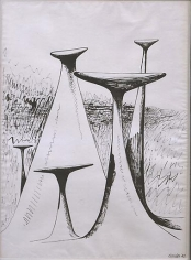 Untitled (Abstract Forms)