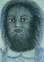 Kiki Smith Wolf Girl