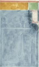 Richard Diebenkorn Large Light Blue, 1980