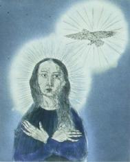 Kiki Smith Virgin with Dove