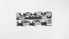 Yo-Yos 1964 woodcut