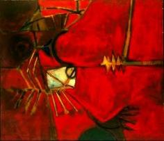 Elmer Bischoff Untitled