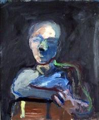 Nathan Oliveira Portrait #1