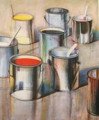 Paint Cans 1990