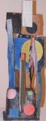 Robert Hudson Painting Bottle,2002