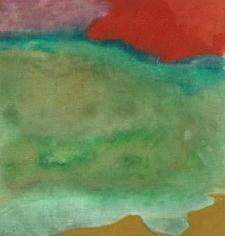 Helen Frankenthaler Devil's Mist