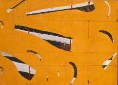 Caio Fonseca Pietrasanta Painting C02.26, 2002