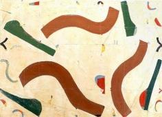 Caio Fonseca Pietrasanta Painting C00.35, 2001