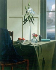 Bruce Cohen Large Still Life with Casablanca Lilies