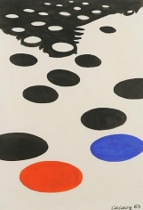 Alexander Calder Day and Night Saucers