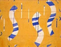 Caio Fonseca Pietrasanta Painting C02.25, 2002
