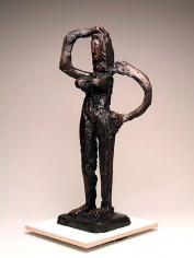 David Bates Standing Figure III,2002