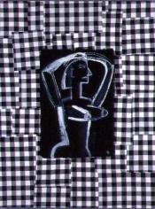 David Bates Interior I,2002