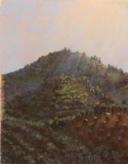 Stephen Hannock Chianti Afternoon near Greve (Mass MoCA #120), 2009