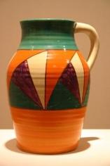 Original Bizarre single-handled lotus jug