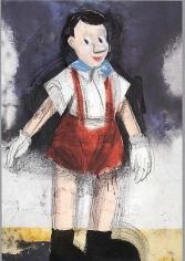 Jim Dine Red Pants II