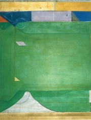 Richard Diebenkorn Green