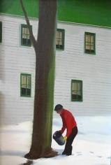 Vermont 2008 oil on linen