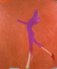 Nathan Oliveira Cobalt Dancer 2001