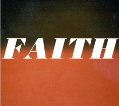 Edward Ruscha Faith, 1972