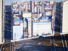 Wayne Thiebaud Urban Square