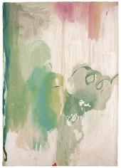 Helen Frankenthaler Snow Pines, 2004