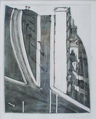 Wayne Thiebaud Untitled