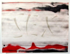 Sex 1984-1991 lithograph