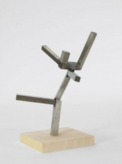 Untitled 2002-2004 white bronze