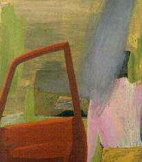 Christopher Brown Car Door, 2002