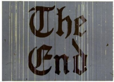 The End 1991